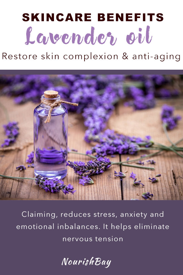 Lavender offers antioxidant protection. It helps improve mood, combat depression and reduce stress as well as alleviate headaches. Lavender is soothing and its sedative properties help the body cleanse and remove toxins. Read more